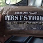 First Strike Energy Bar
